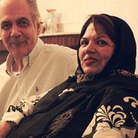بیوگرافی سیمین غانم خواننده + داستان زندگی و همسرش