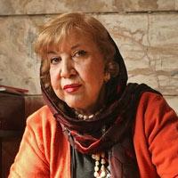 بیوگرافی سیمین بهبهانی و همسرش + عکس و داستان زندگی
