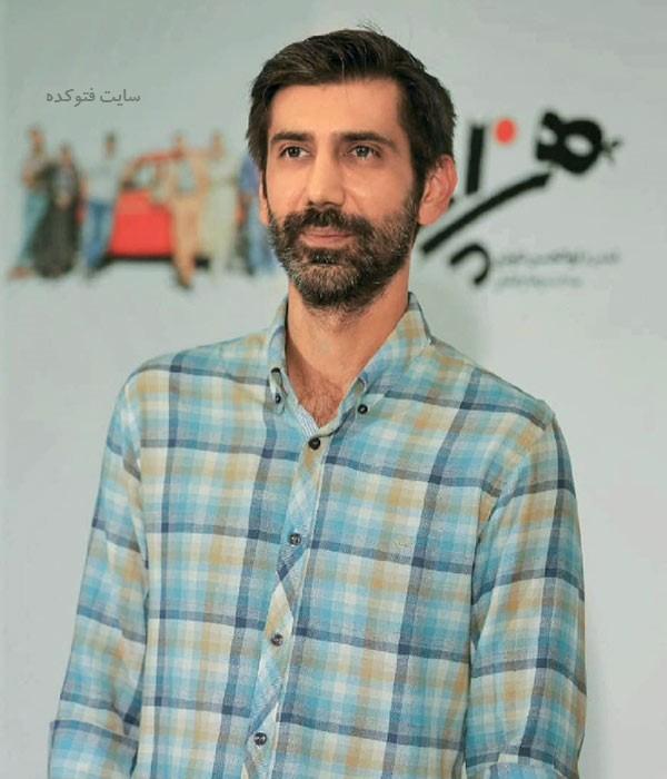 بیوگرافی سینا رازانی بازیگر + عکس های شخصی
