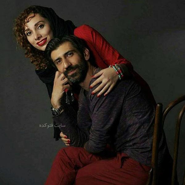 همسر سینا رازانی با عکس و بیوگرافی