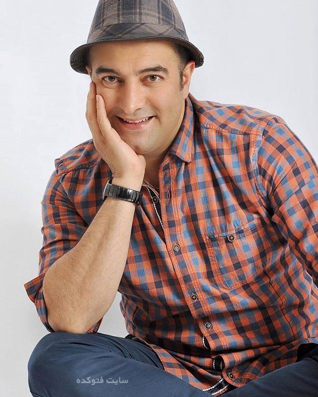 بیوگرافی مجید صالحی بازیگر + عکس های خانوادگی