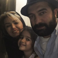 مجید صالحی و همسرش + زندگی شخصی و خانواده