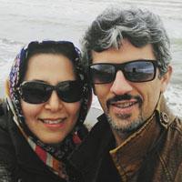 سیروس همتی و همسرش + بیوگرافی کامل در سایت فتوکده