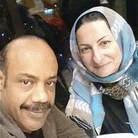 بیوگرافی سیروس کهوری نژاد و همسرش آذر طهماسب نظامی