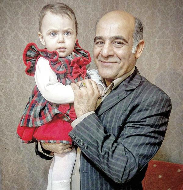 بیوگرافی سیاوش چراغی پور + زندگی شخصی و دخترش