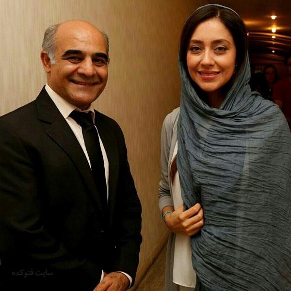عکس سیاوش چراغی پور و بهاره کیان افشار