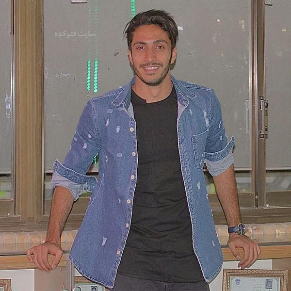 بیوگرافی سیاوش یزدانی فوتبالیست
