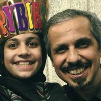 جواد رضویان و همسرش + زندگی شخصی هنری