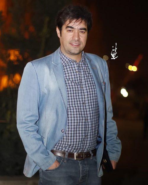 عکس جدید شهاب حسینی زمستان 95