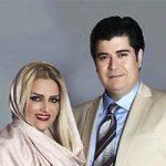 سالار عقیلی و همسرش حریر شریعت زاده + بیوگرافی