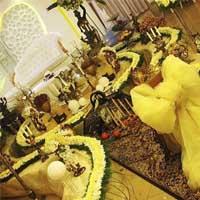 گالری عکس سفره عقد های شیک ایرانی