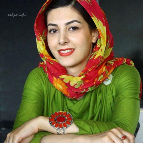 عکس و بیوگرافی سوگل قلاتیان بازیگر زن ایرانی