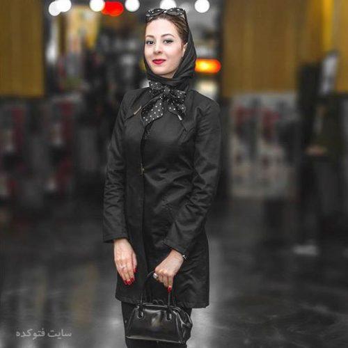 عکس سوگل قلاتیان بازیگر زن ایرانی + زندگینامه