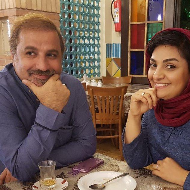 بیوگرافی علی سلیمانی و همسرش + عکس جدید