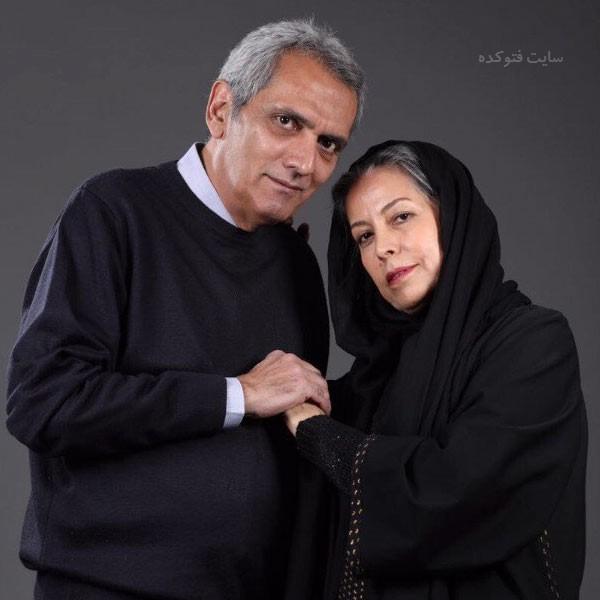 عکس های سهیلا رضوی و همسرش فرخ نعمتی