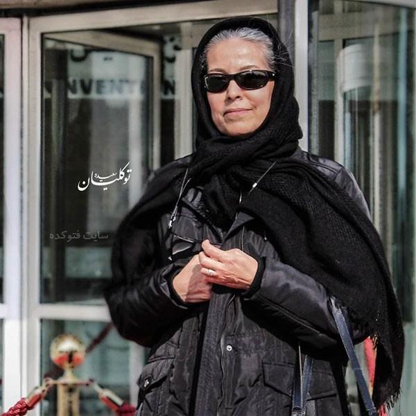 عکس و بیوگرافی سهیلا رضوی بازیگر