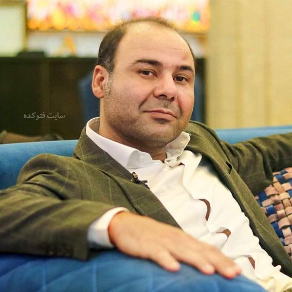 عکس و بیوگرافی سهراب بختیاری زاده