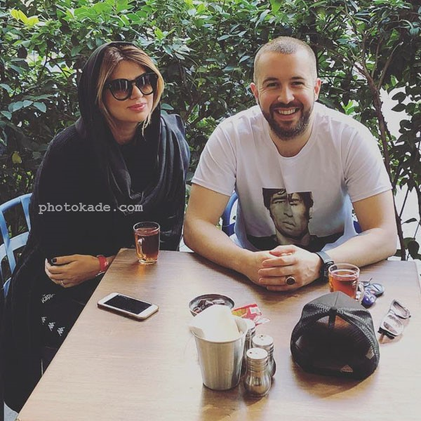 عکس سهراب ام جی و همسرش پارا + بیوگرافی