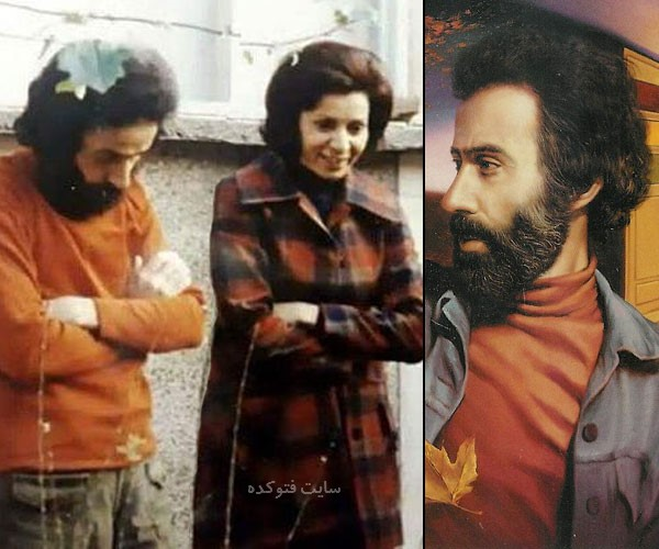 سهراب سپهری و همسرش + بویگرافی کامل
