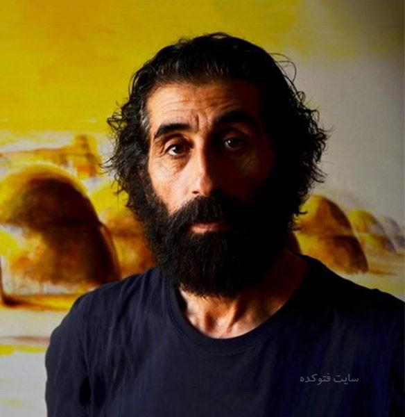 عکس و بیوگرافی سهراب سپهری شاعر و نقاش معاصر