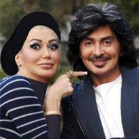 شهرام صولتی و همسرش + زندگی شخصی هنری