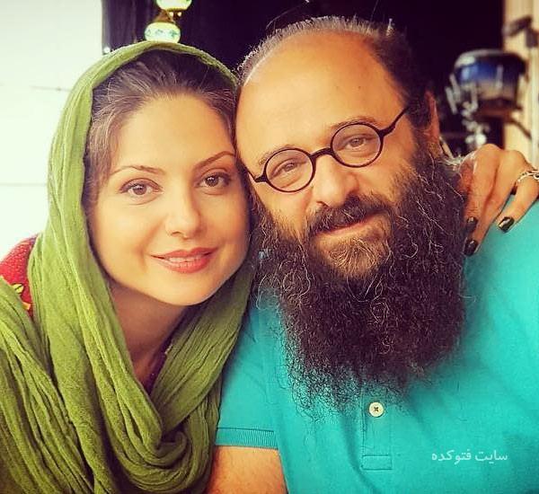 عکس های سولماز غنی و همسرش علی رحیمی