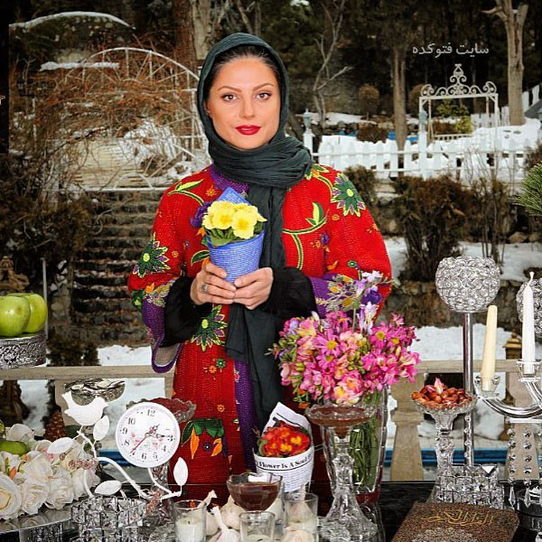 عکس و بیوگرافی سولماز غنی بازیگر زن