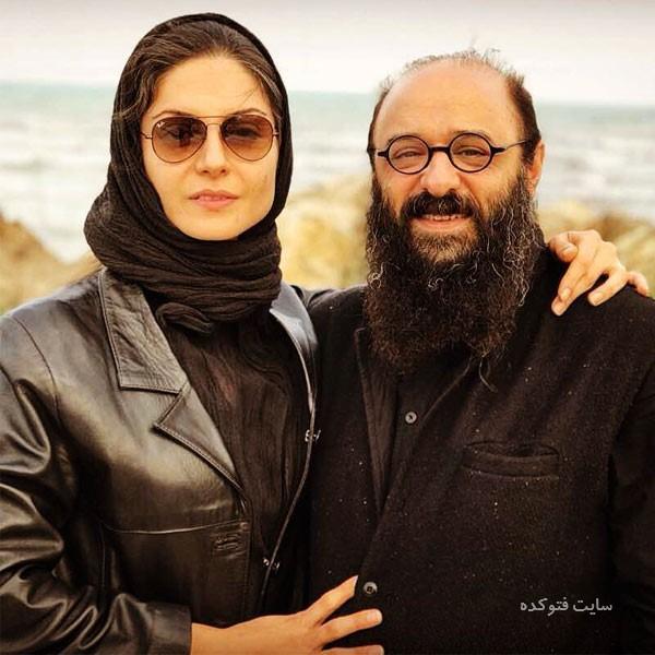 علی رحیمی همسر سولماز غنی