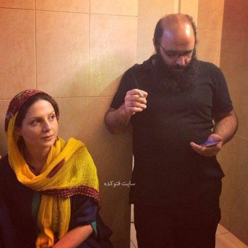 سولماز غنی و همسرش,بیوگرافی سولماز غنی,عکس های لو رفته از سولماز غنی,عکس های سولماز غنی در خارج از کشور,همسر سولماز غنی,علی رحیمی همسر سولماز غنی