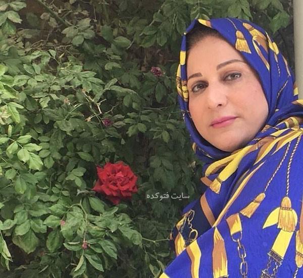 عکس های سوسن حسنی دخت مجری خبر + بیوگرافی