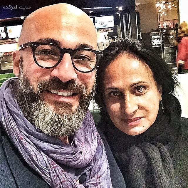 عکس سوسن تسلیمی و امیر آقایی + بیوگرافی