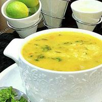 طرز تهیه سوپ هویج و گشنیز خوشمزه و لذیذ