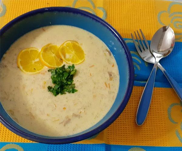 طرز تهیه سوپ شیر خوشمزه و مجلسی