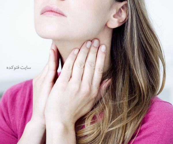 علت سوزش گلو حتی بدون سرماخوردگی + درمان ها