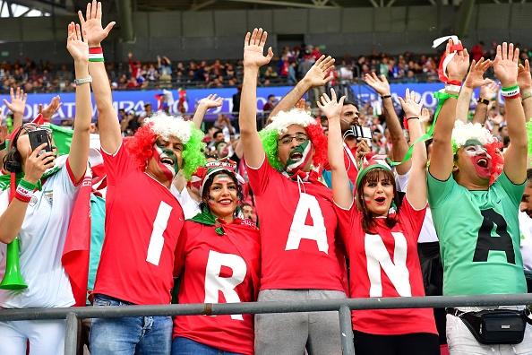 ایران و اسپانیا در جام جهانی 2018