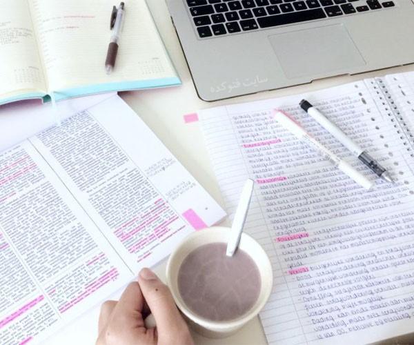 مطالعه صحیح برای دانش آموزان و دانشجویان