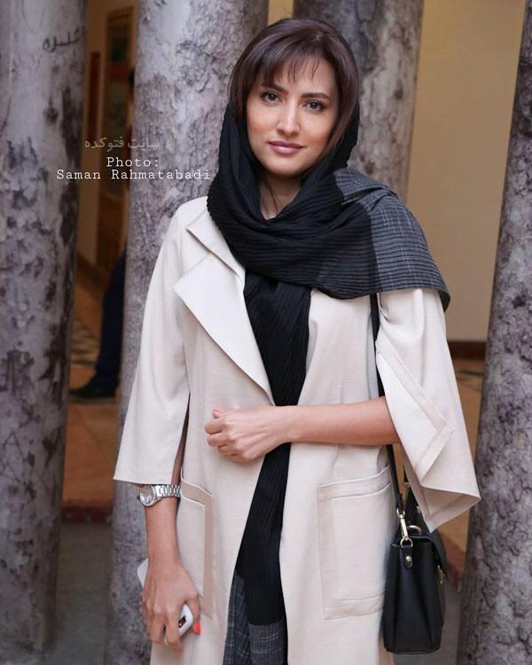 مانتو بازیگران در مهر 97 سمیرا حسینی