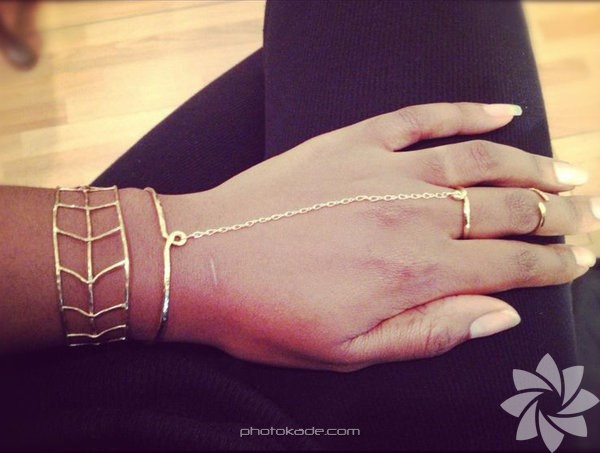مدل دستبند انگشتری زیبا و قشنگ,مدل دستنبند دخترونه,مدل شیک و فشن دستبند,مدل دستنبند شیک و قشنگ,مدل قشنگ دستبند انگشتری,استایل دست,عکس مدل جدیدانگشتر دستبندی