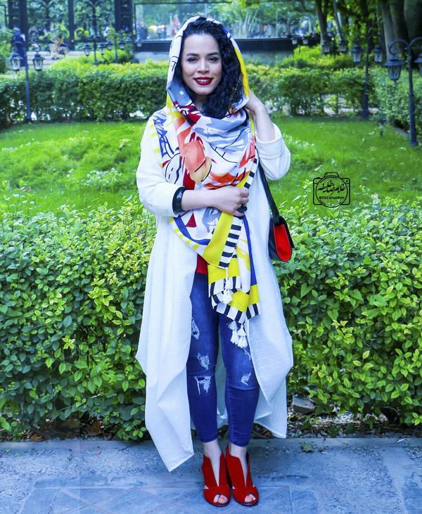 جدیدترین مدل مانتو تابستانی 97 بازیگران زن ایرانی