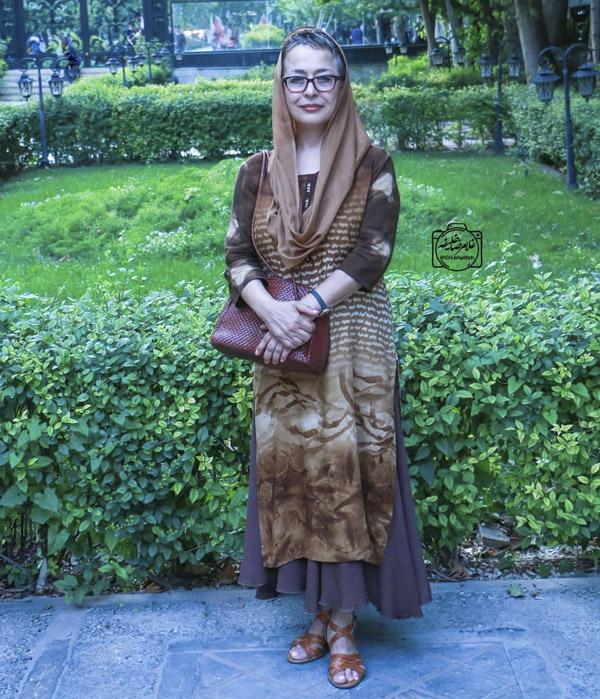 مانتو هنرمندان زن در تابستان 97