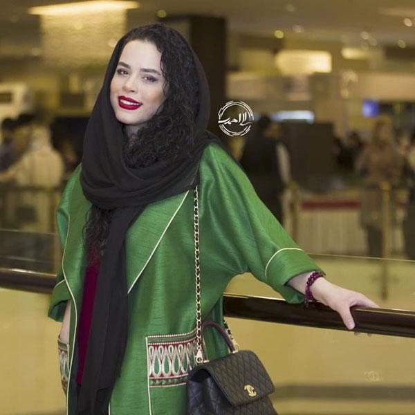 مدل لباس بازیگران بهار 97 - ملیکا شریفی نیا