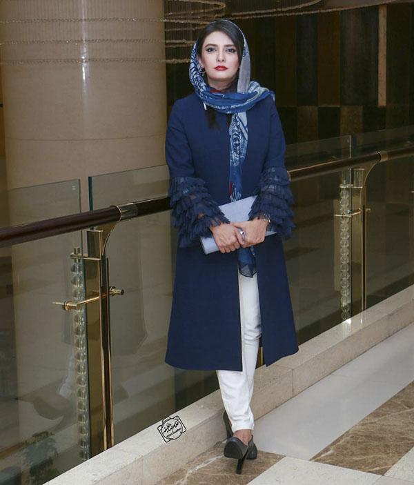 مانتو هنرمندان ایرانی بهار 97 - لیندا کیانی