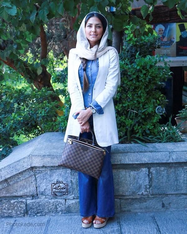 عکس مدل لباس هدی زین العابدین