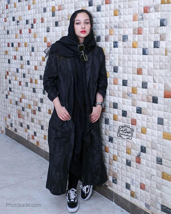 عکس مدل لباس آناهیتا درگاهی