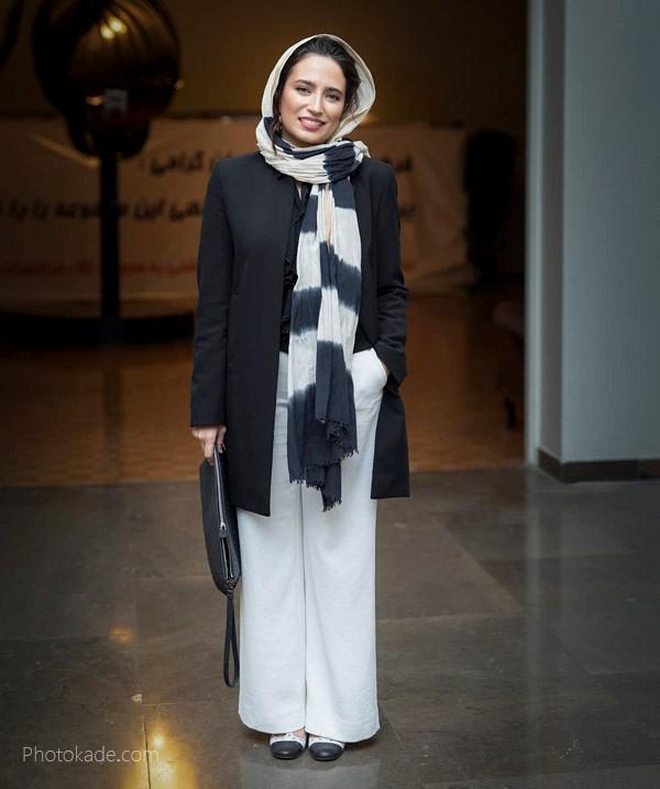 عکس مدل لباس نگار جواهریان