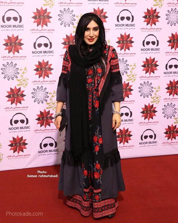 عکس مدل لباس نسیم ادبی