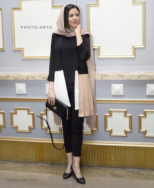 عکس مدل لباس ماهور الوند