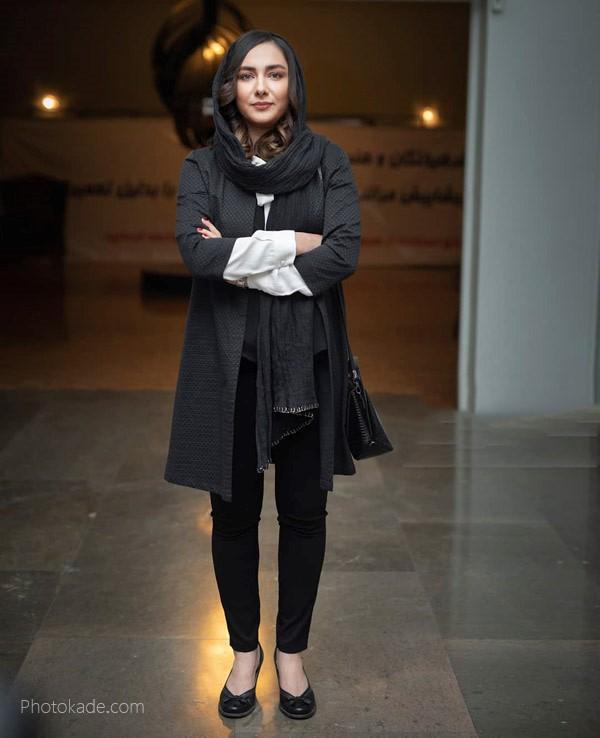 عکس مدل لباس هانیه توسلی
