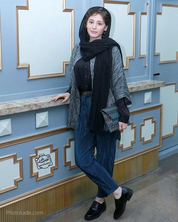 عکس مدل لباس فرشته حسینی