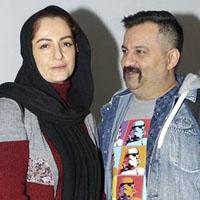 مدل مانتو و لباس بازیگران زن و مرد ایرانی اسفند 1395